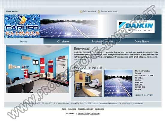 Caruso Srl Climate Technology