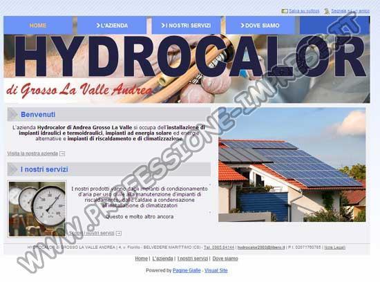 Hydrocalor Di Grosso La Valle Andrea