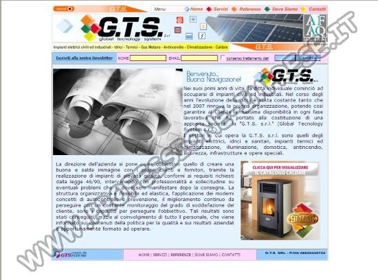 G.t.s. - Global Tecnology System Srl