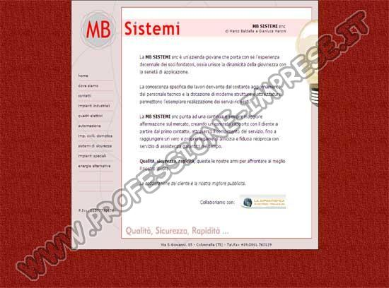 Mb Sistemi Snc
