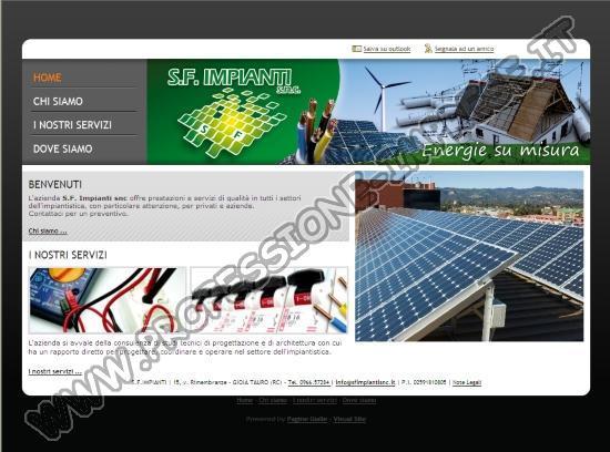 S.f. Impianti Di Sturniolo Carmelo & C. Snc