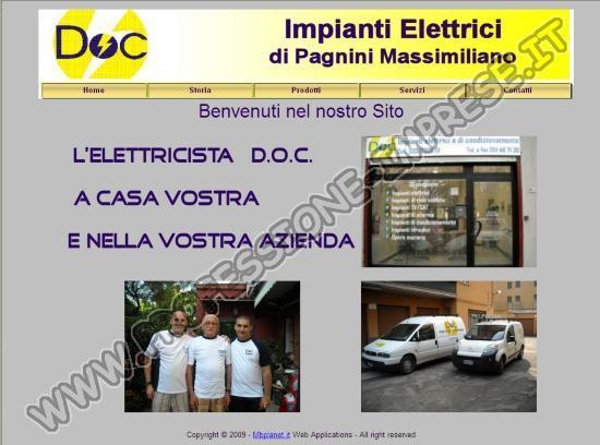 D.o.c. Impianti Elettrici Di Pagnini Massimiliano