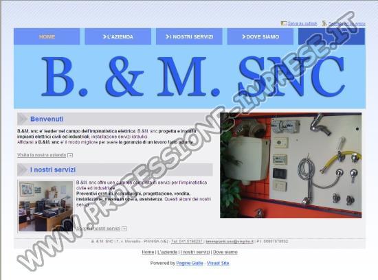 B. & M. Snc