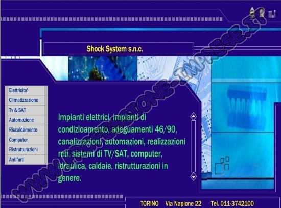 Shock System Pronto