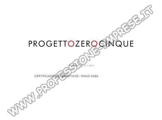 Progetto Zerocinque Srl