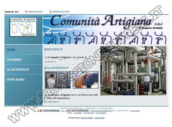 Comunita' Artigiana Sas Di Eugenio Amabile